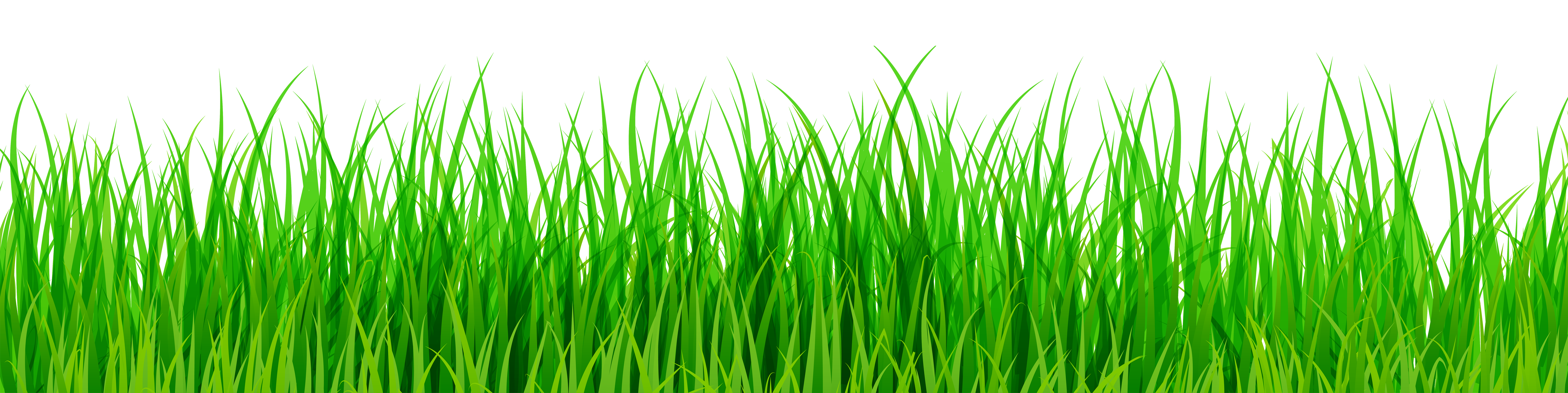 Grass border png. Green clip art best