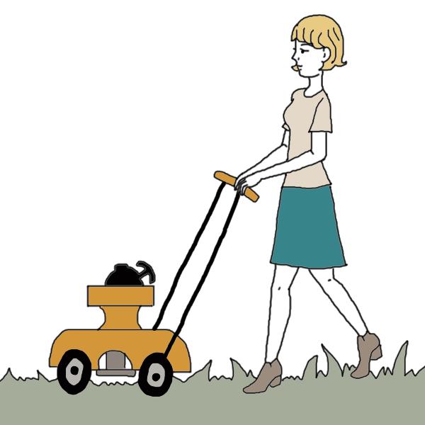 Dream dictionary interpret now. Clipart grass lawn mower