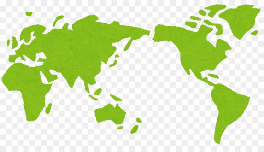 Clipart grass map. Green background world