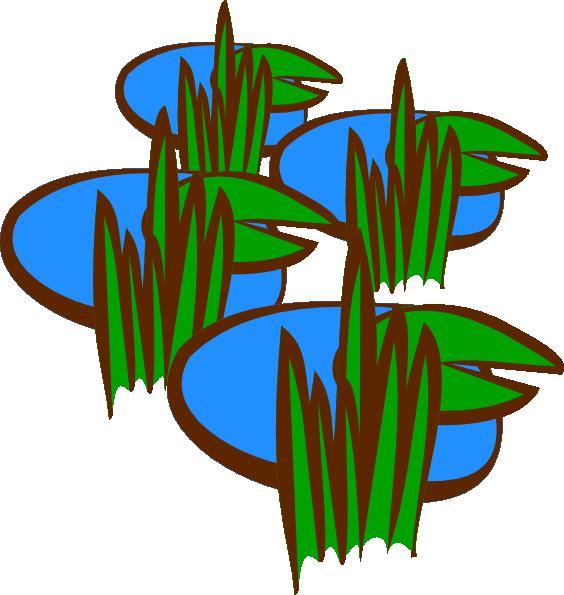 Clipart grass marsh. Swamp clip art at