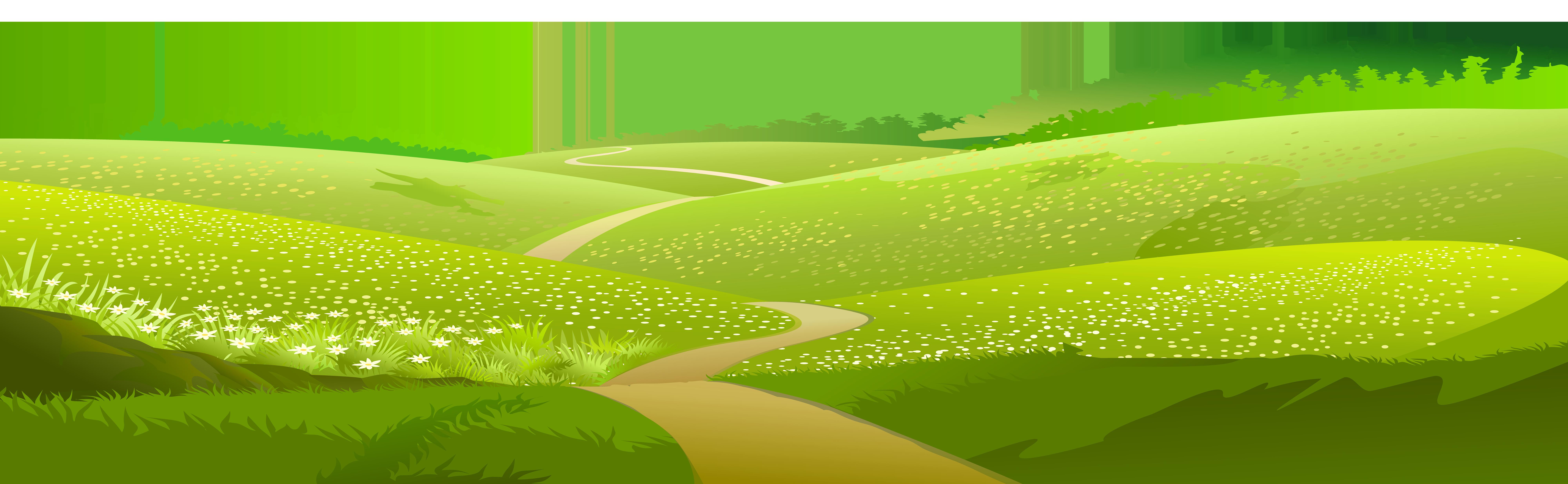 Meadow transparent clip art. Clipart rock ground