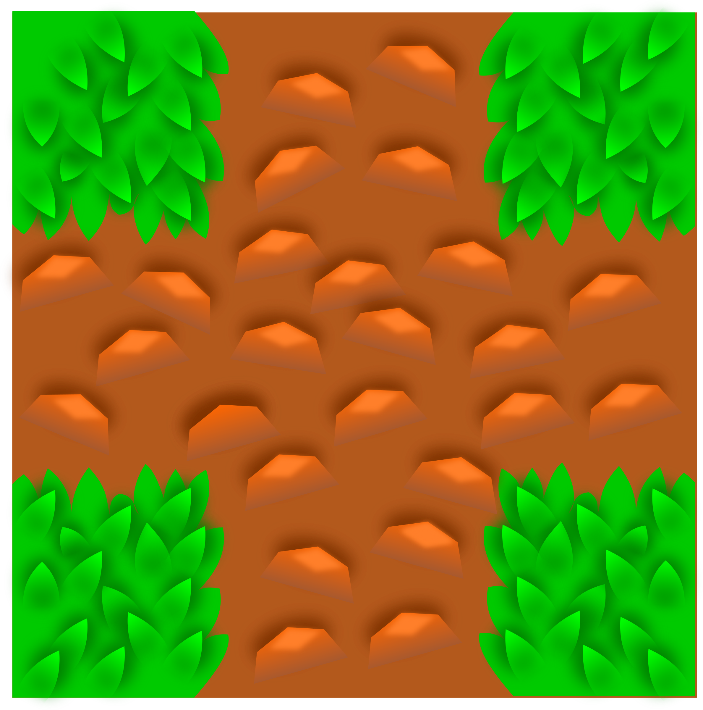 Mud clipart vector. Grass tile pattern game