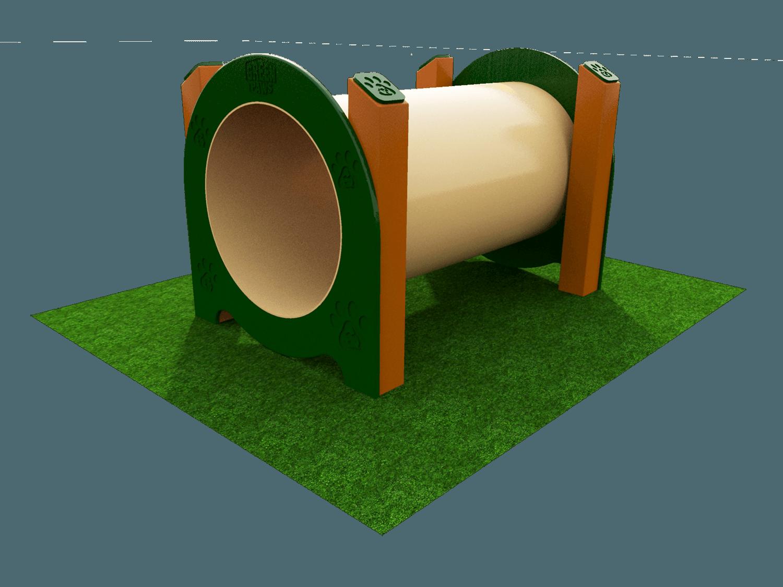 Clipart grass playground. Single dog crawl terrabound