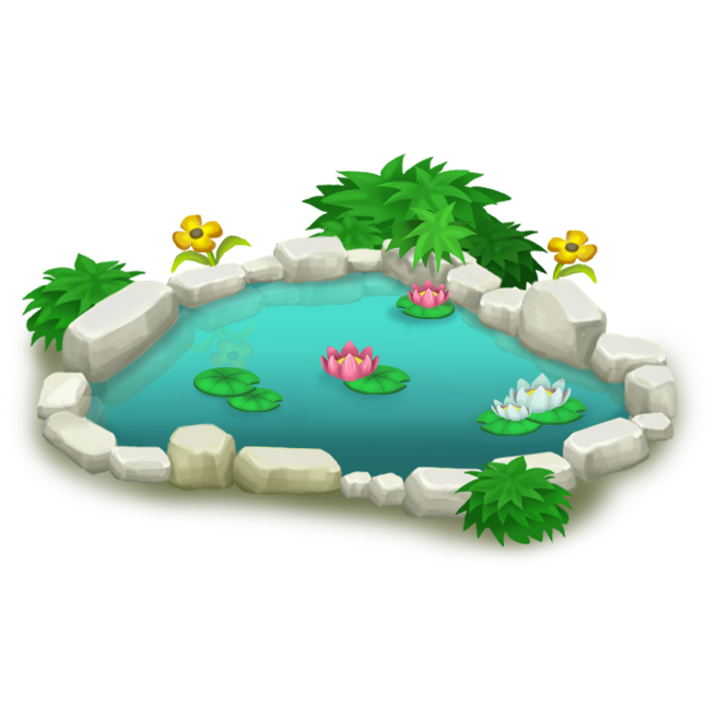 Image large png hay. Clipart grass pond