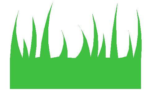 Clipart grass printable. Green border panda free