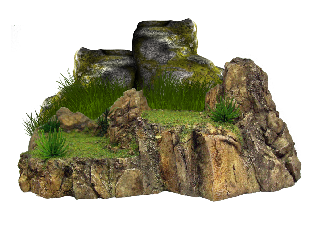 Clipart grass rock. Png grassy by moonglowlilly