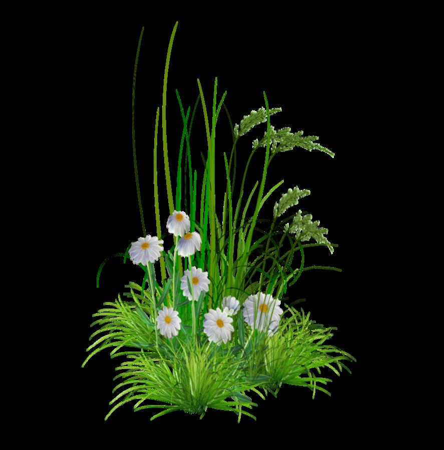 gardener clipart flower bed