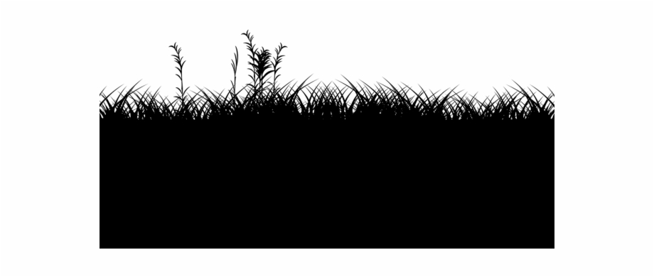 Silhouette free use png. Grass clipart shadow