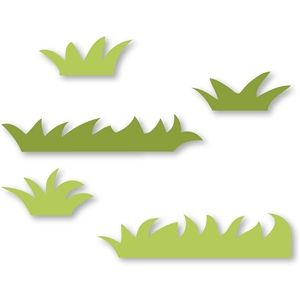 Clipart grass shape.  shapes birthday bug