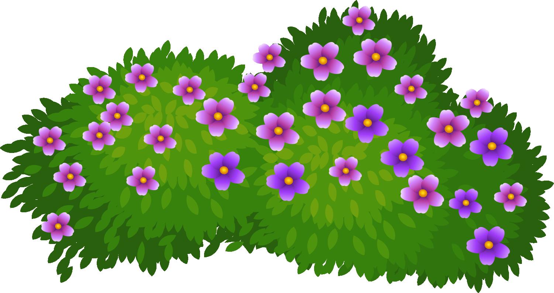Clipart grass shrub. Flower drawing clip art