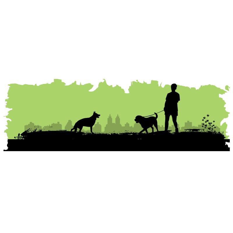 Clipart grass silhouette. Dog park clip art