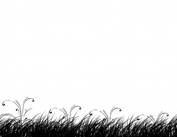 Clipart grass silhouette. Background free stock photo