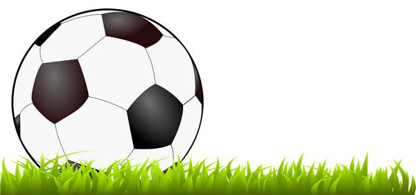 Clipart grass soccer. Field clip art library