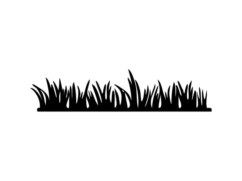 Svg lawn easter png. Clipart grass template