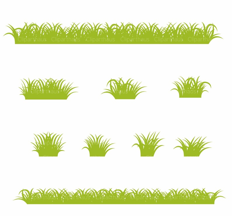Clip art commercial use. Clipart grass vector