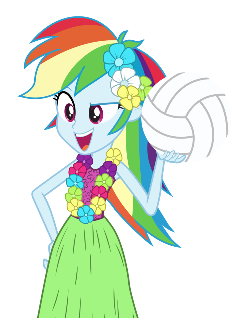 clothes equestria girls. Clipart grass volleyball