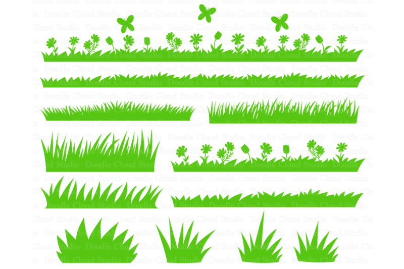 Free svg and flowers. Clipart grass wild grass