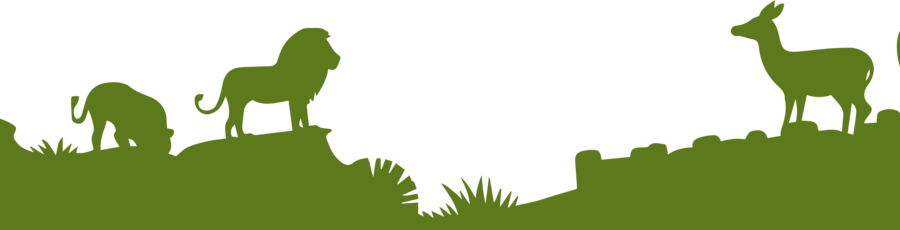 Clipart grass zoo. Family tree silhouette leaf