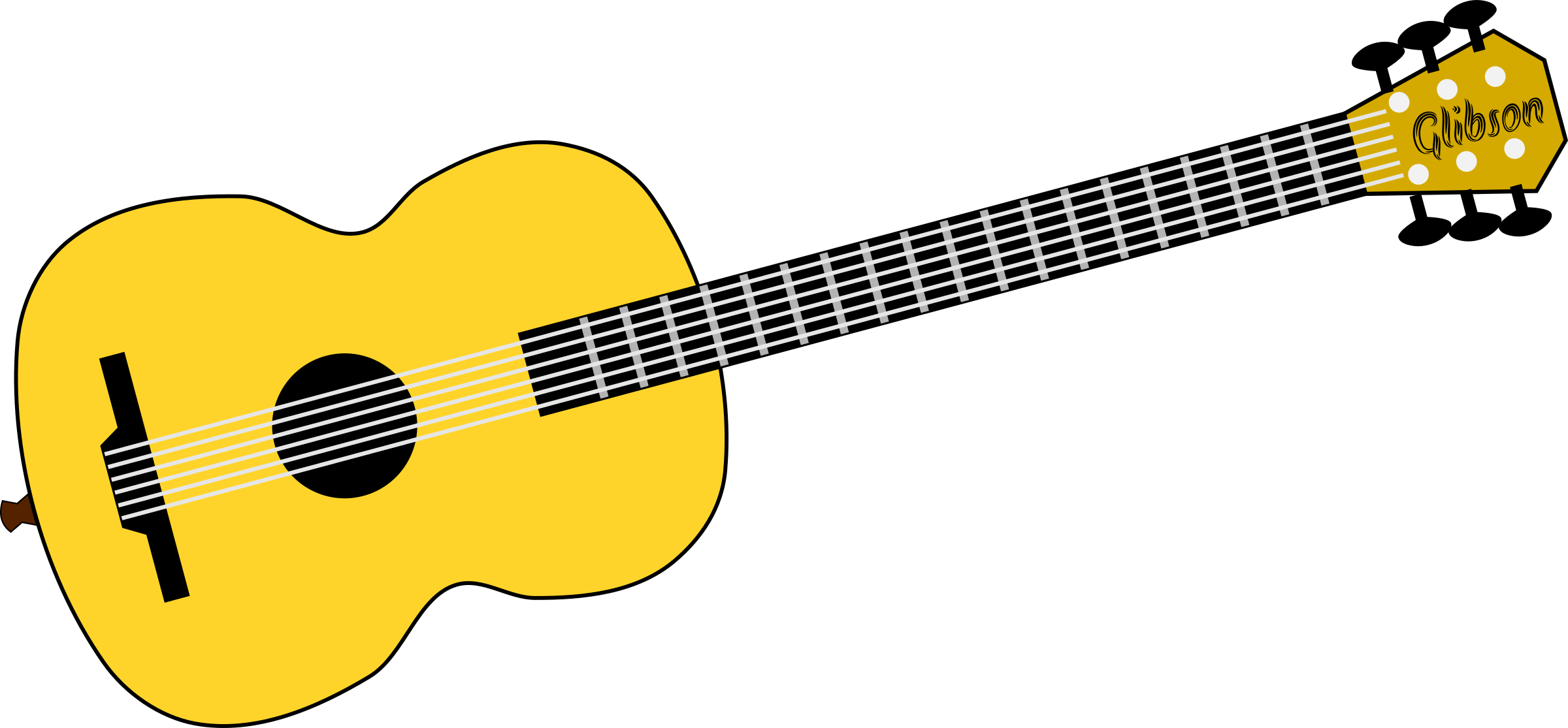 . Clipart guitar