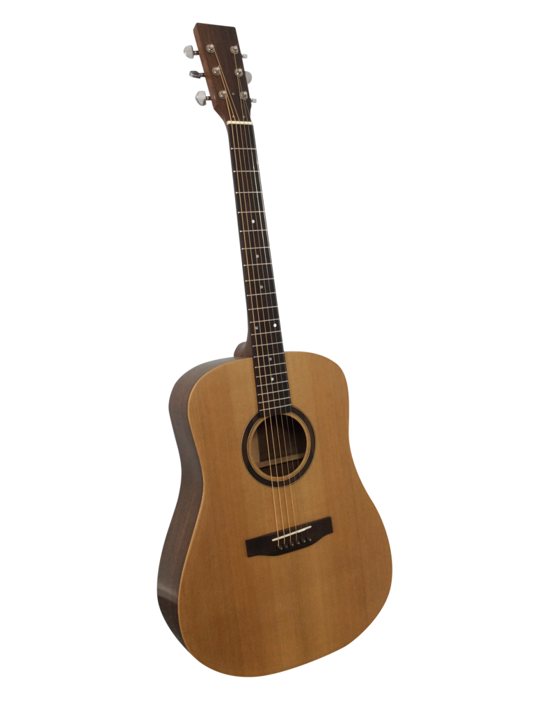 Complete package dreadnought acoustic. Clipart guitar 80 guitar