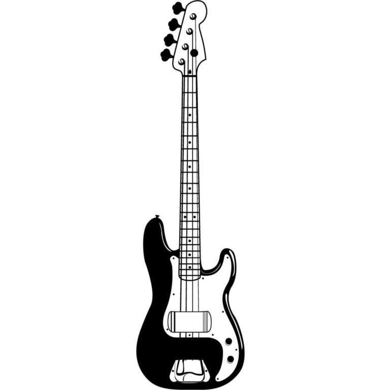 Clipart guitar artistic.  clip art image