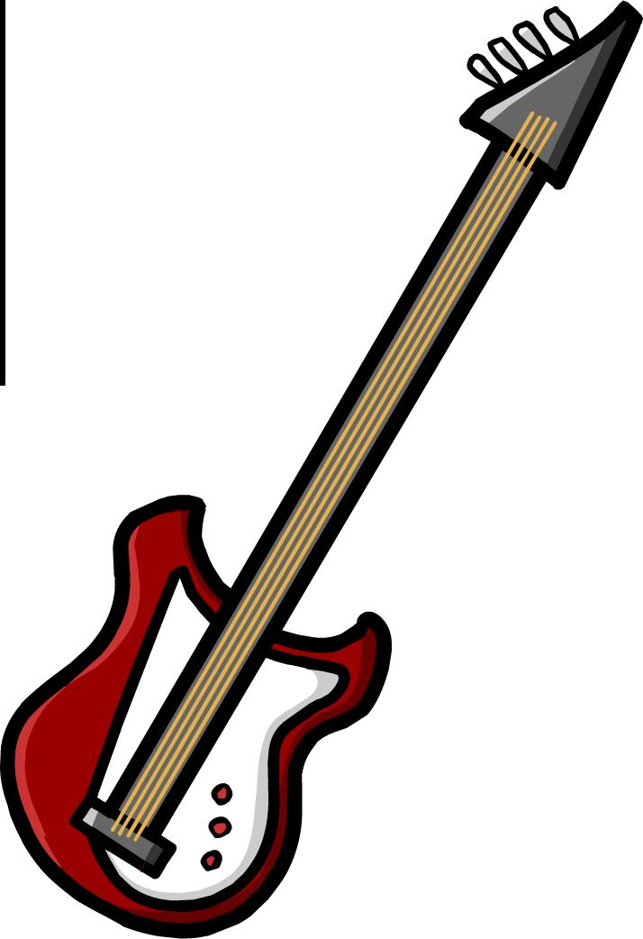 Clipart guitar artistic. Bass png transparent images