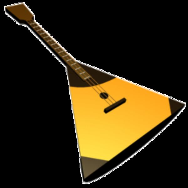 Clipart guitar balalaika. Free images at clker
