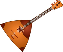 Clipart guitar balalaika. Search results for instrument