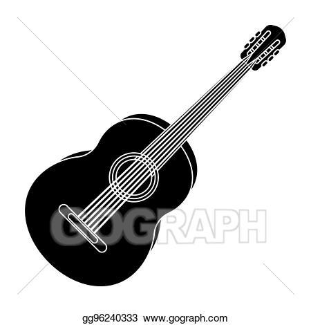 Clipart guitar bitmap. Yellow hippy single icon