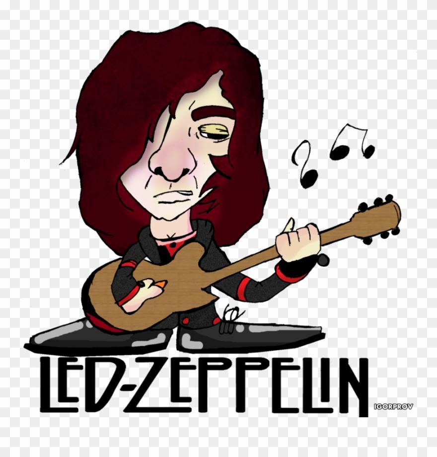 Led zeppelin png download. Clipart guitar bitmap