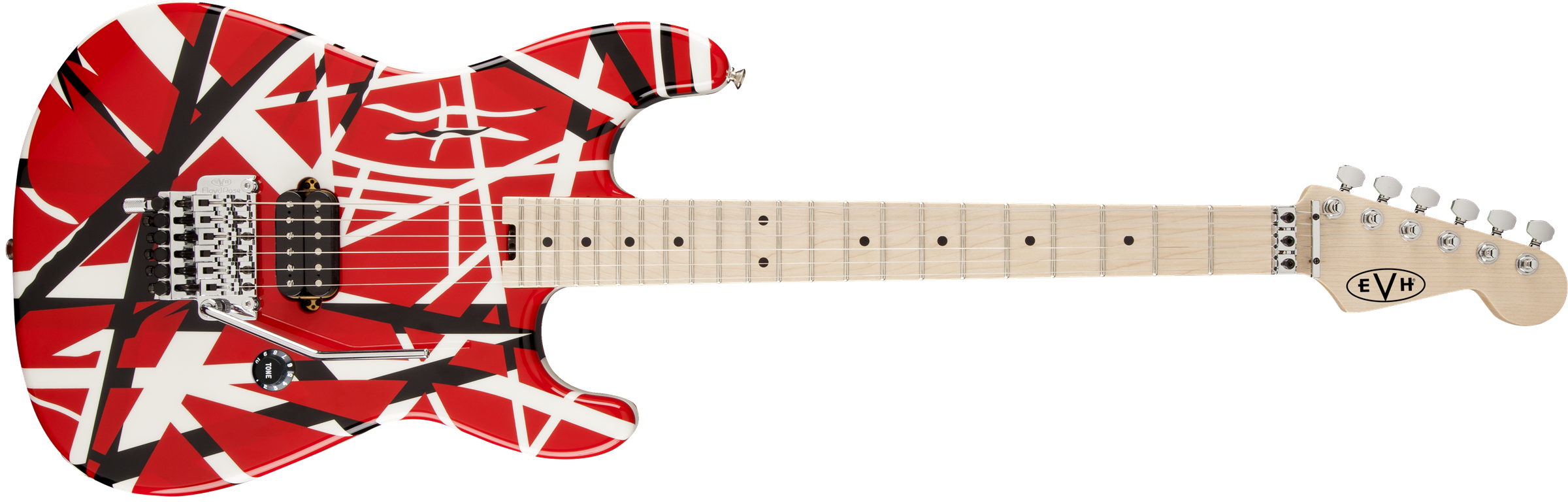 Number 1 clipart striped. Evh series gear red
