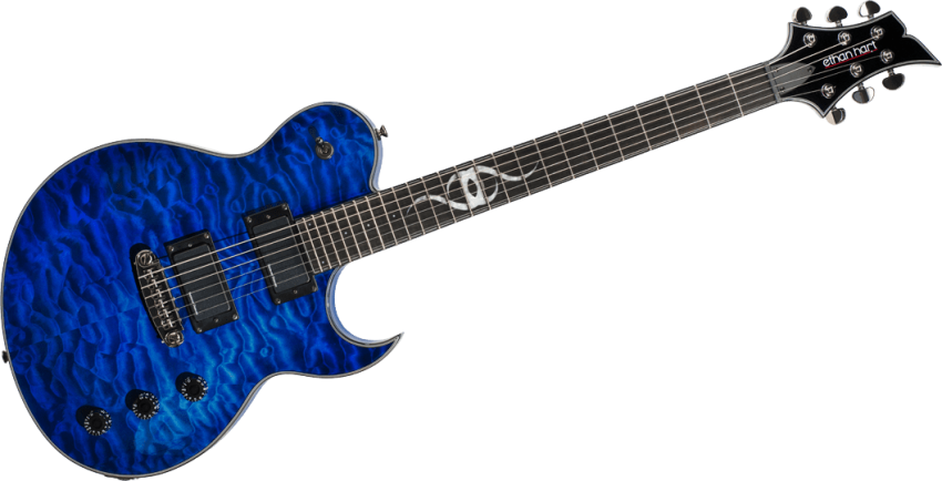 Guitar clipart blue object. Electric png free images