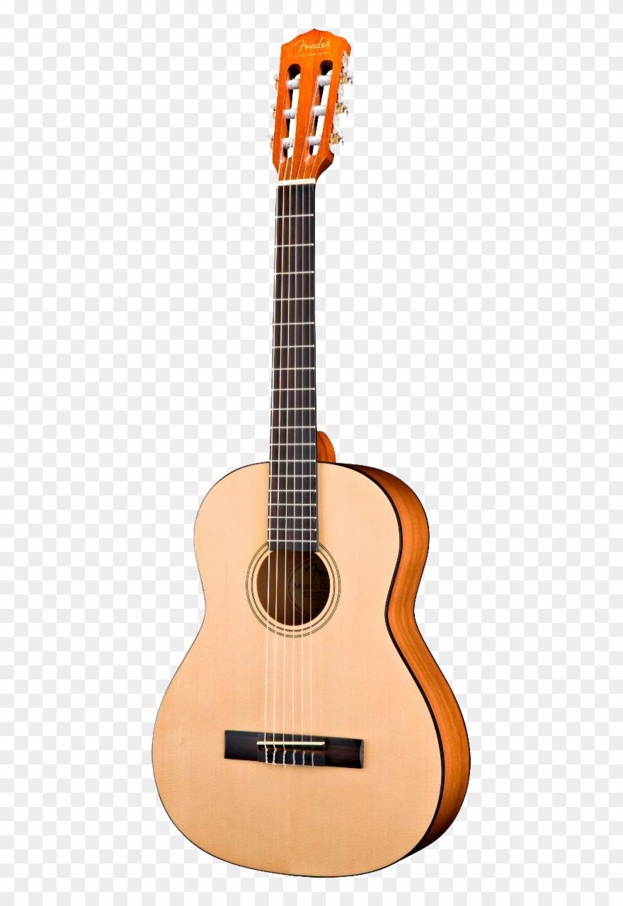 Clipart guitar classic guitar. Fender esc full size