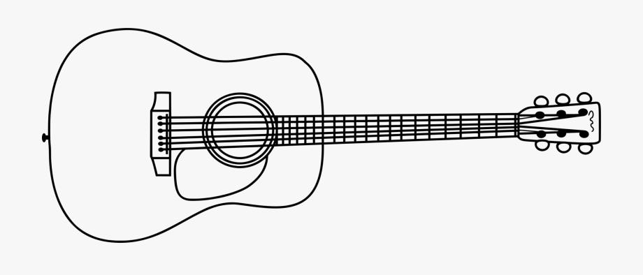 Clipart guitar clip art black. Details and white transparent