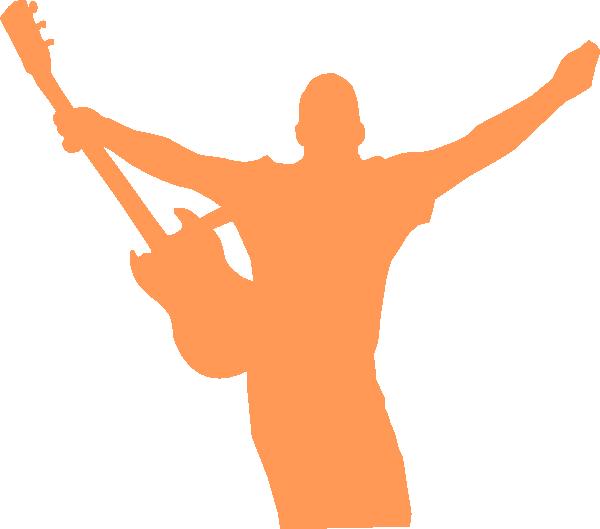 Cheer clip art at. Clipart guitar concert