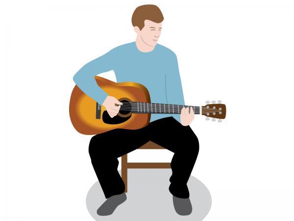 Free clip art lovetoknow. Clipart guitar cool guitar