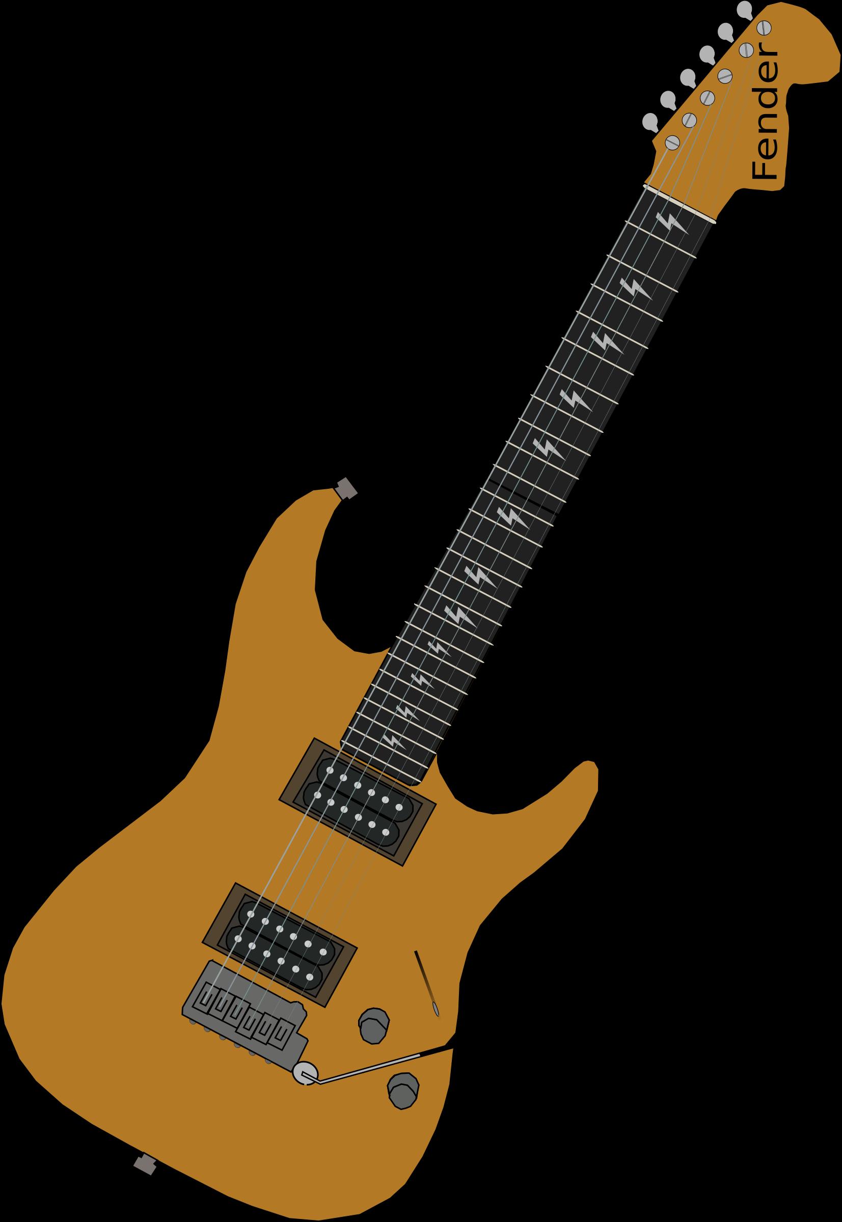 . Clipart guitar cool guitar