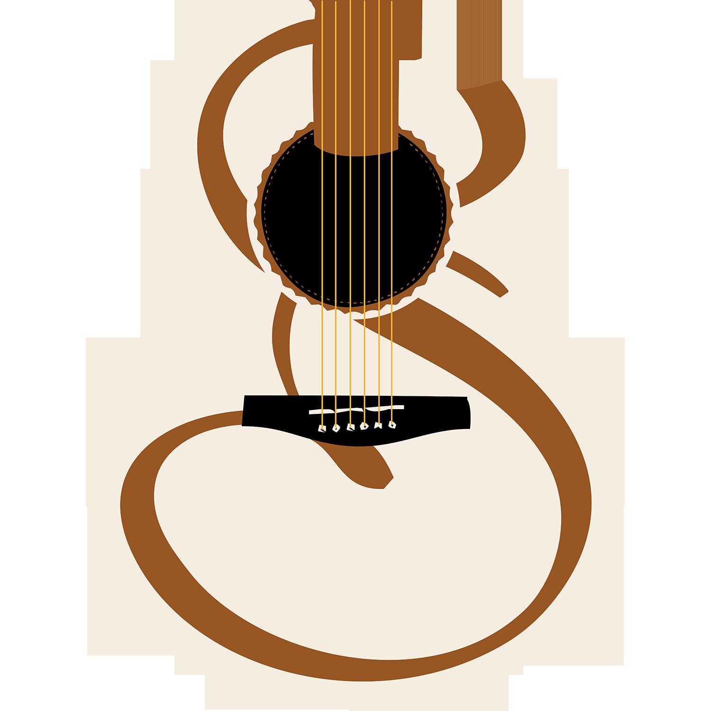 Clipart guitar cuatro. Says an acoustic folk