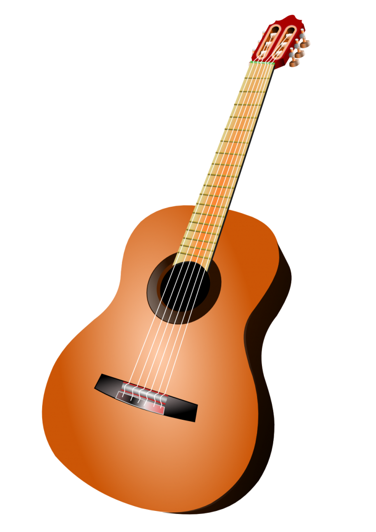 Gibson flying v acoustic. Clipart guitar cuatro