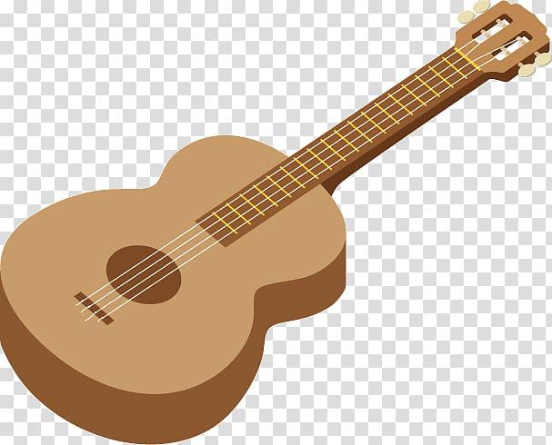 Ukulele tiple acoustic transparent. Clipart guitar cuatro