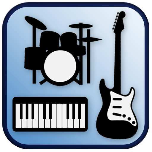 Band game piano amazon. Clipart guitar drum