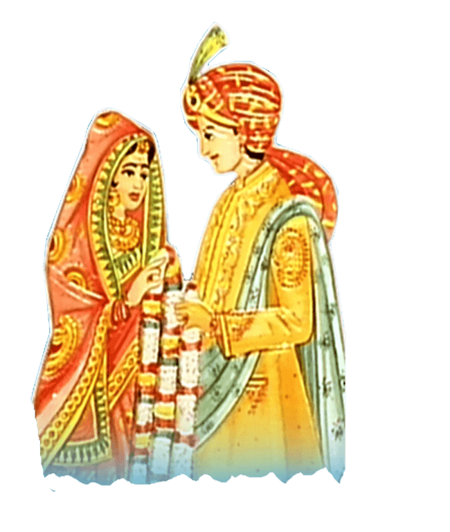 Marriage clipart welcome. Guitar dulha dulhan graphics