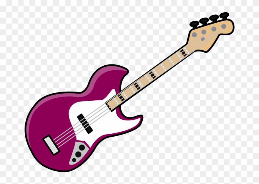 Cartoon png transparent . Clipart guitar electric guitar