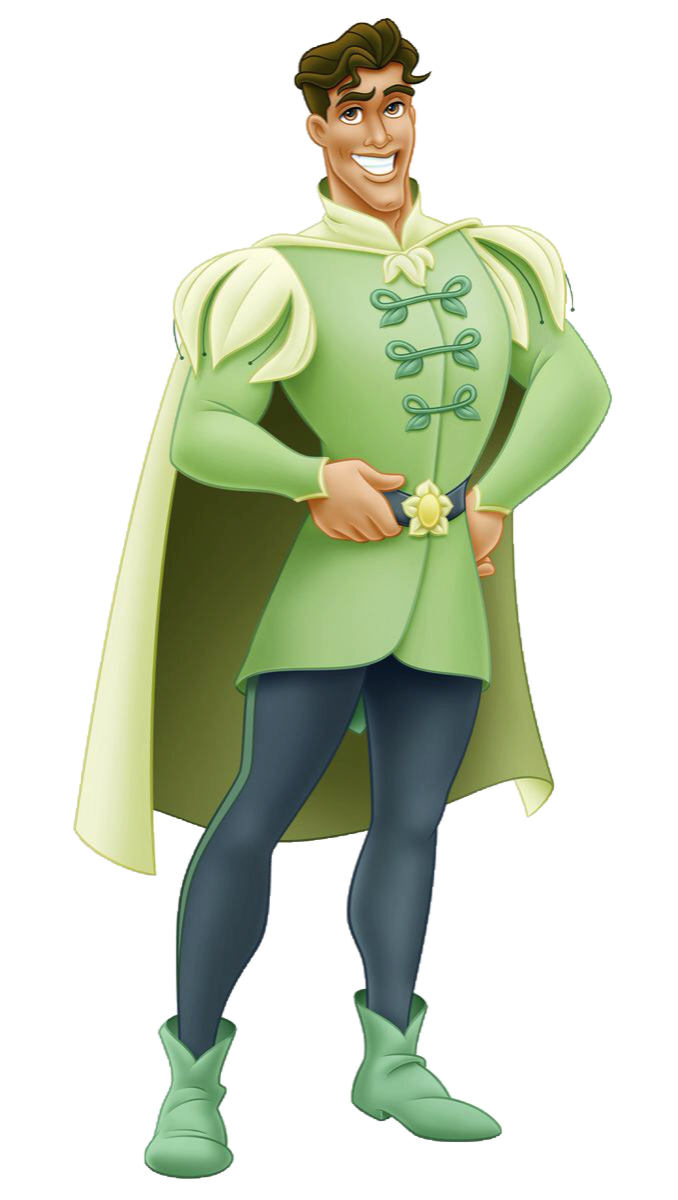 Prince naveen disney wiki. King clipart handsome