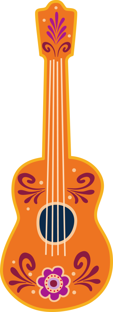 Of sticker book disney. Clipart guitar elena avalor