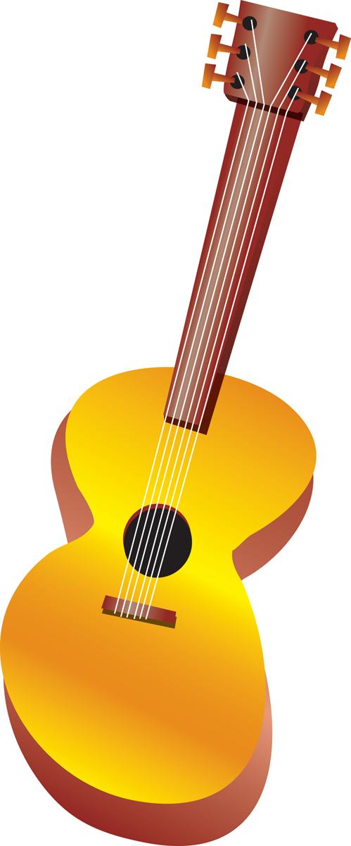 clipart guitar fiesta