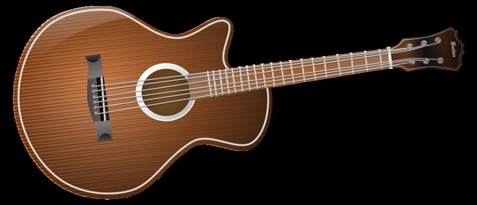 Public domain clip art. Clipart guitar file