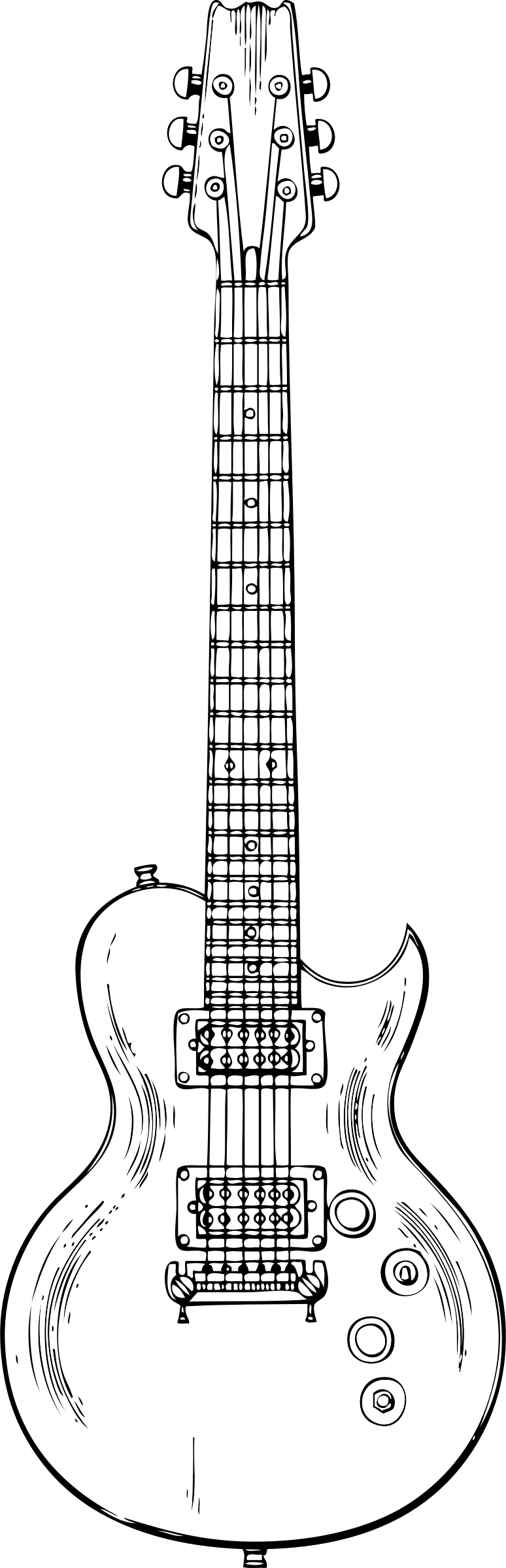 Clipart guitar gray. Electric big image png