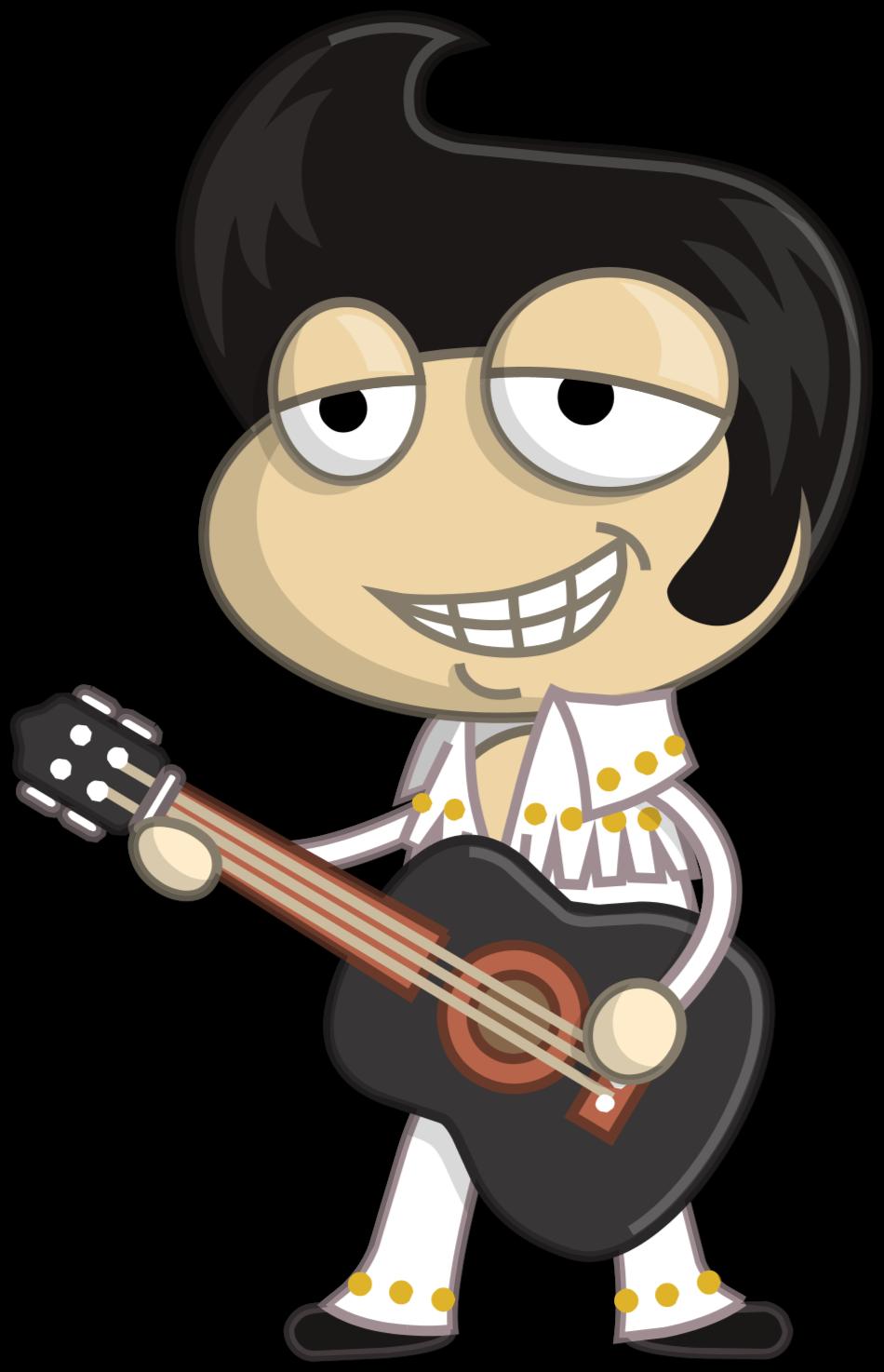 Clipart guitar guitar elvis. Presley poptropica wiki