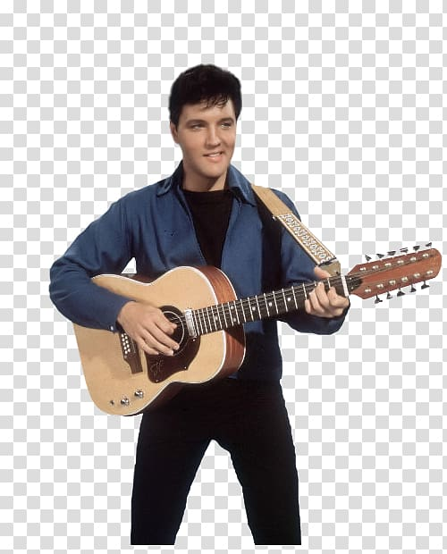 Presley acoustic spinout electric. Clipart guitar guitar elvis